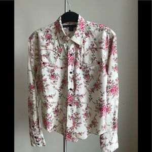 Ralph Lauren vintage cowboy shirt